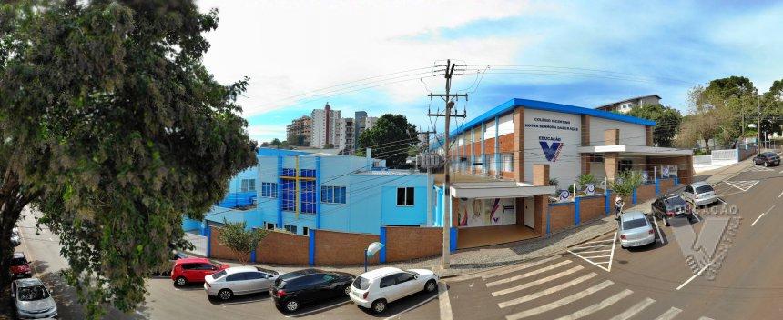 Atuais Instalações Colégio Vicentino Nossa Senhora das Graças - Pato Branco PR (2)